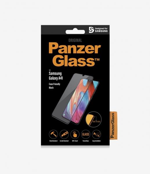 PanzerGlass 7217 Mobiltelefon-Bildschirmschutzfolie Klare Bildschirmschutzfolie Samsung 1 Stück(e)