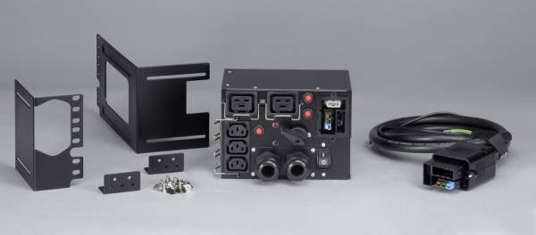 Eaton HotSwap MBP 6000i Stromverteilereinheit (PDU) Schwarz