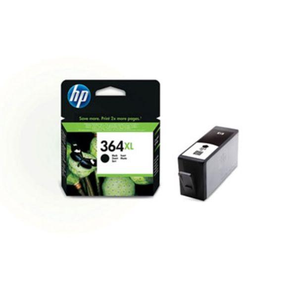 HP Tintenpatrone Nr. 364XL CN684EE Schwarz (ca. 550 Seiten)