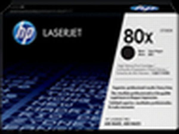 HP Toner CF280X Schwarz (ca. 6.900 Seiten)