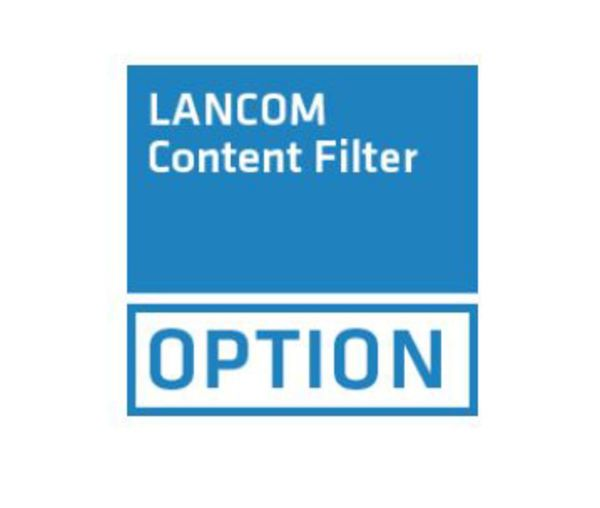 LANCOM Content Filter +25 Option 3-Years