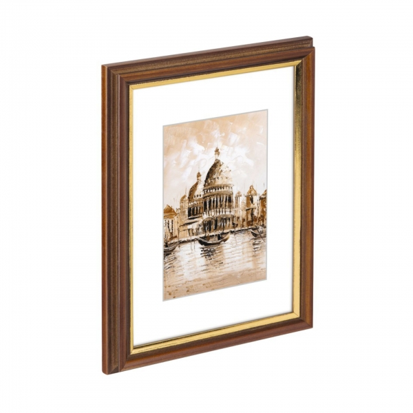 Hama Venedig braun 20x30 Holz 175878