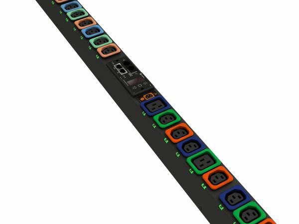 Vertiv UU30009L Stromverteilereinheit (PDU) 0U Schwarz 36 AC-Ausgänge