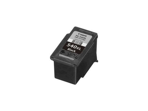 Canon Tintenpatronen PG-540 XL schwarz (ca. 600 Seiten)
