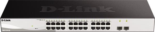 D-Link DGS-1210-26 26-Port Layer2 Smart Managed Gigabit Switch