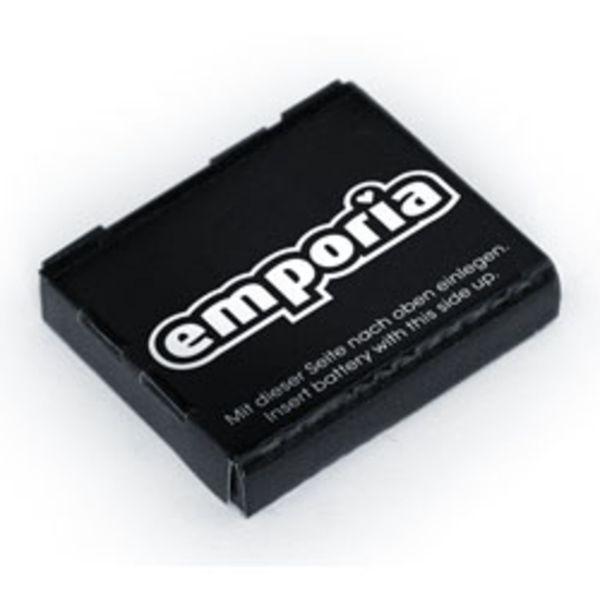 Emporia battery Schwarz