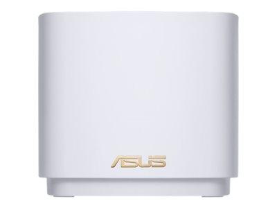 ASUS ZenWiFi AX Mini (XD4) Kabelrouter 10 Gigabit Ethernet Weiß
