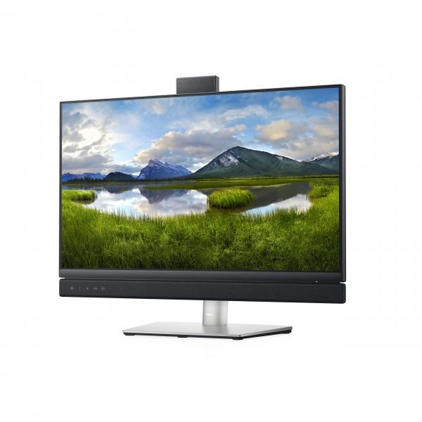 DELL C2422HE 60,5 cm (23.8 Zoll) 1920 x 1080 Pixel Full HD LCD Schwarz, Silber