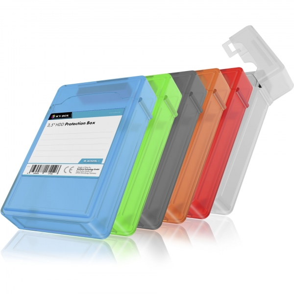 RaidSonic ICY BOX IB-AC602b-6 6er Set