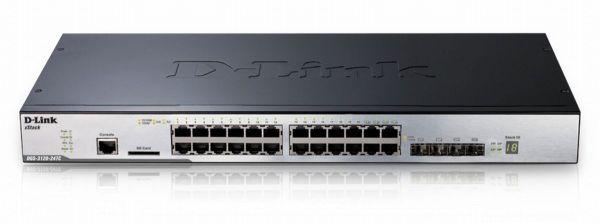 D-Link DGS-3120-24TC 24-Port Layer2 Managed Gigabit Stack (SI)