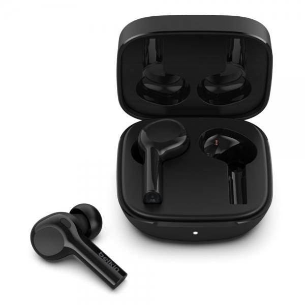 Belkin SOUNDFORM™ Freedom TrueWireless In-Ear Kopfhörer, black
