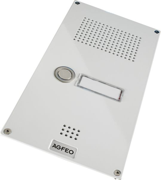 AGFEO Premium TFE 1 weiss - Türsprechstelle