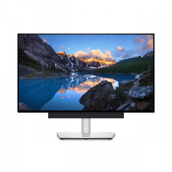 DELL UltraSharp U2422H 61 cm (24 Zoll) 1920 x 1080 Pixel Full HD LCD Schwarz, Silber