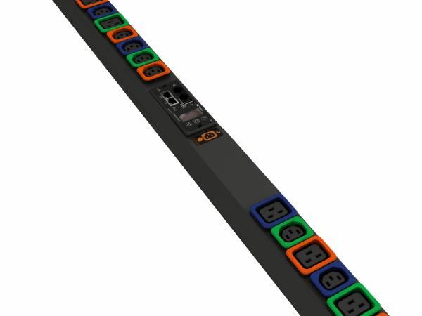 Vertiv UI30006L Stromverteilereinheit (PDU) 0U Schwarz 36 AC-Ausgänge