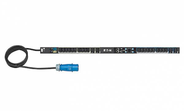 Eaton EMIB06 Stromverteilereinheit (PDU) 0U Schwarz 16 AC-Ausgänge