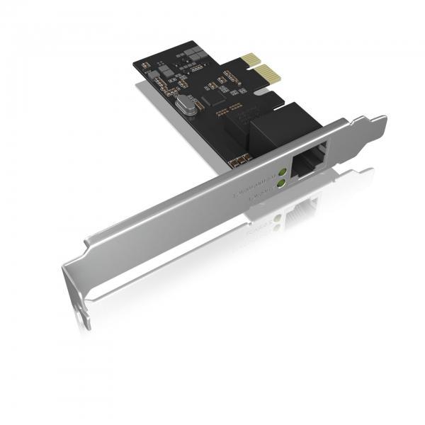 RaidSonic ICY BOX IB-LAN300-PCI 2,5 Gigabit Ethernet PCIe