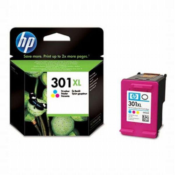 HP Tintenpatrone Nr. 301XL CH564EE dreifarbig (ca. 330 Seiten)