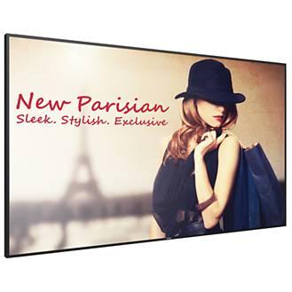 Philips Signage Solutions 75BDL4150D/00 Signage-Display 189,2 cm (74.5 Zoll) LED 4K Ultra HD Digital Beschilderung Flachbildschirm Schwarz Android 7.1.2
