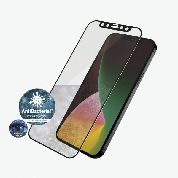 PanzerGlass CaseFriendly Anti Bluelight for iPhone 12/12 Pro