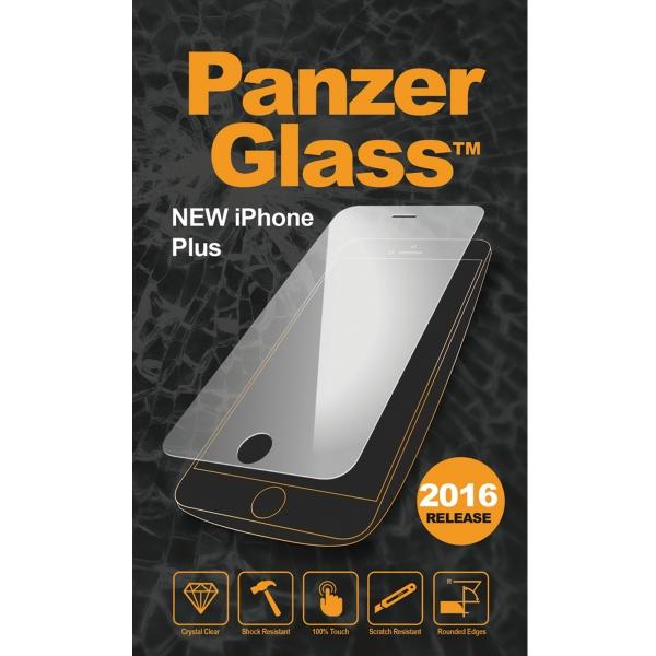 PanzerGlass 2004 Mobiltelefon-Bildschirmschutzfolie Klare Bildschirmschutzfolie Apple