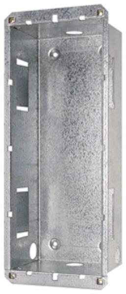 Behnke 20-5200 UP-Gehäuse für 3-fach Rahmen Stahlblech
