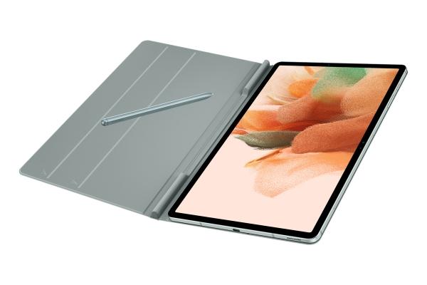 Samsung Book Cover EF-BT730 f. Galaxy Tab S7+/ S7 FE, Green