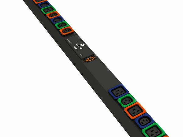 Vertiv UI10023L Stromverteilereinheit (PDU) 0U Schwarz 36 AC-Ausgänge