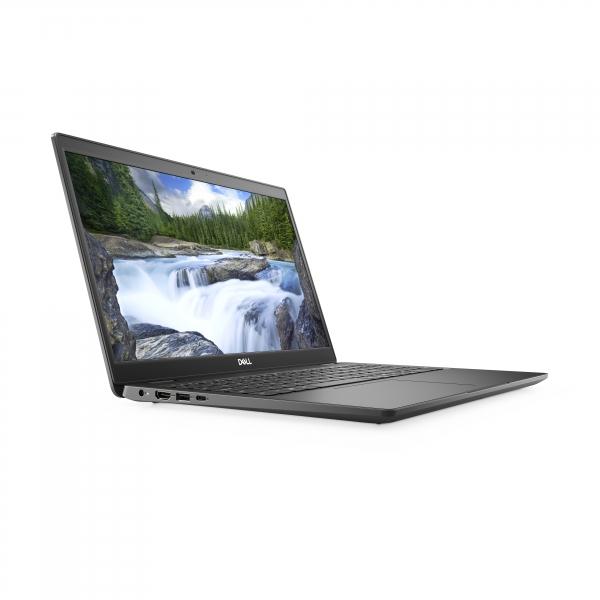 DELL Latitude 3510 DDR4-SDRAM Notebook 39,6 cm (15.6 Zoll) 1920 x 1080 Pixel Intel® Core™ i5 Prozessoren der 10. Generation 8 GB 512 GB SSD Wi-Fi 6 (802.11ax) Windows 10 Pro Grau