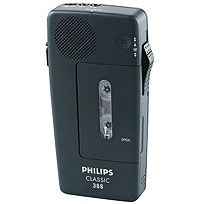 Philips Pocket Memo 388 Kassettenspieler