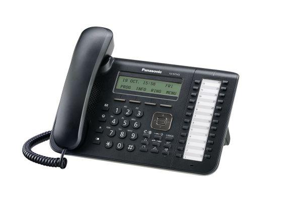 KX-NT543NE-B IP Systemendgerät,schwarz