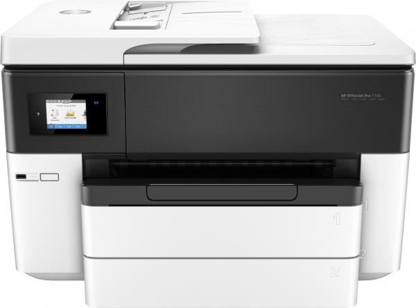 HP OfficeJet Pro 7740 All-in-One 4in1 Multidrucker A3